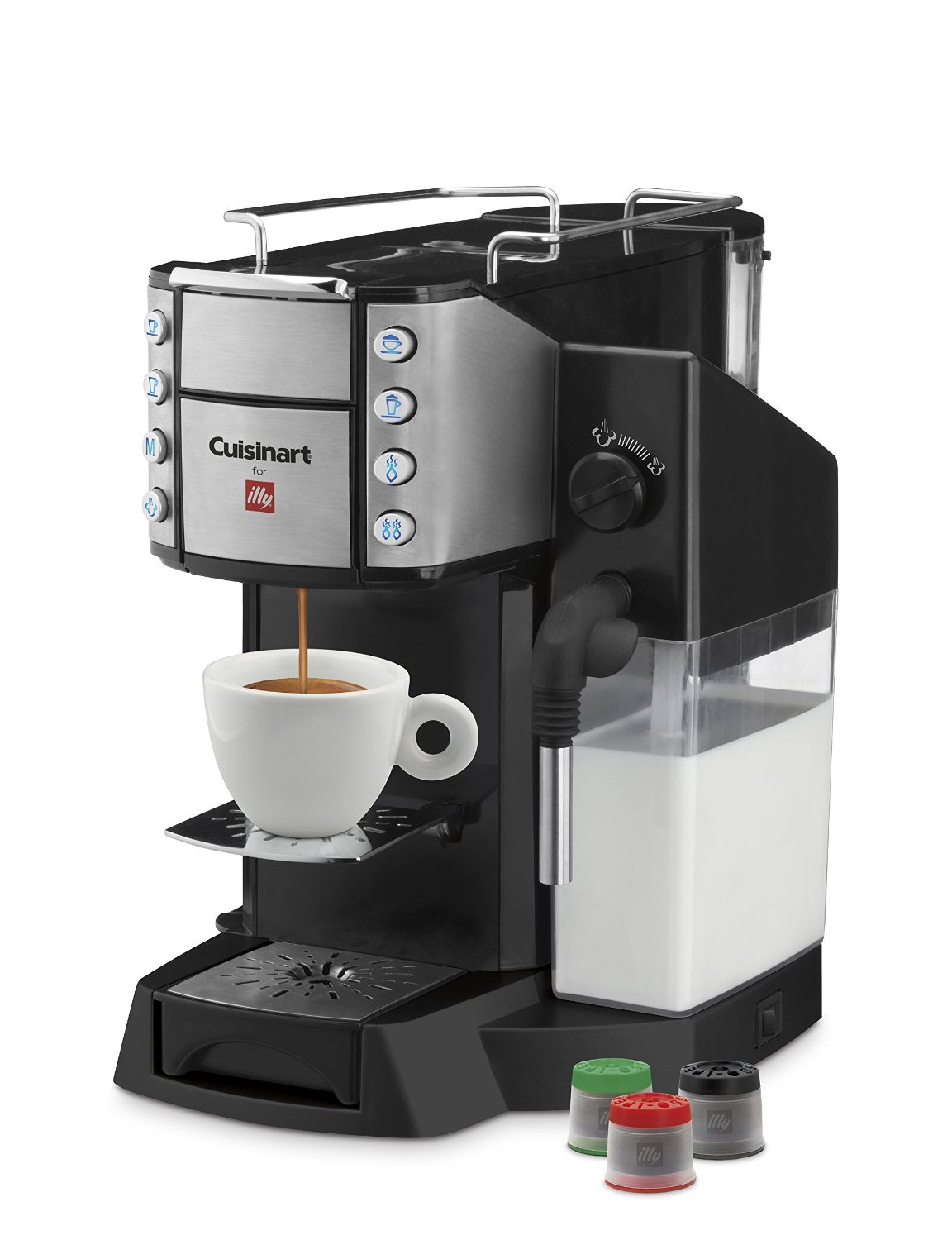 Italian Coffee Maker Pods : 33 Best Super Automatic Espresso Machine Reviews Gaggia, Jura, Delonghi, Saeco Coffee On Fleek