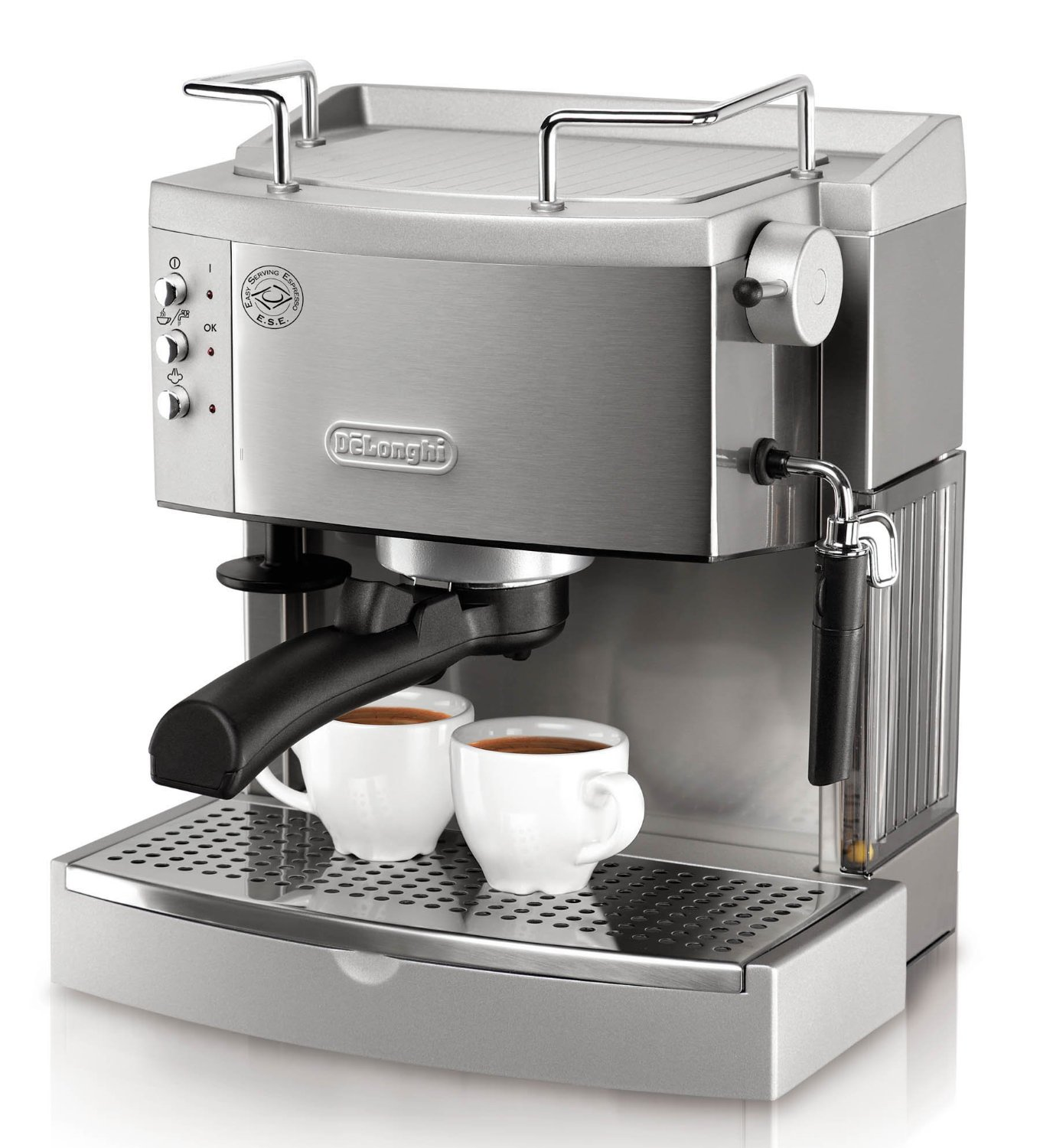 Delonghi espresso machine reviews