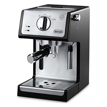 delonghi ecp3420 15u2033 espresso and cappuccino machine view on amazon - Delonghi Espresso Machine