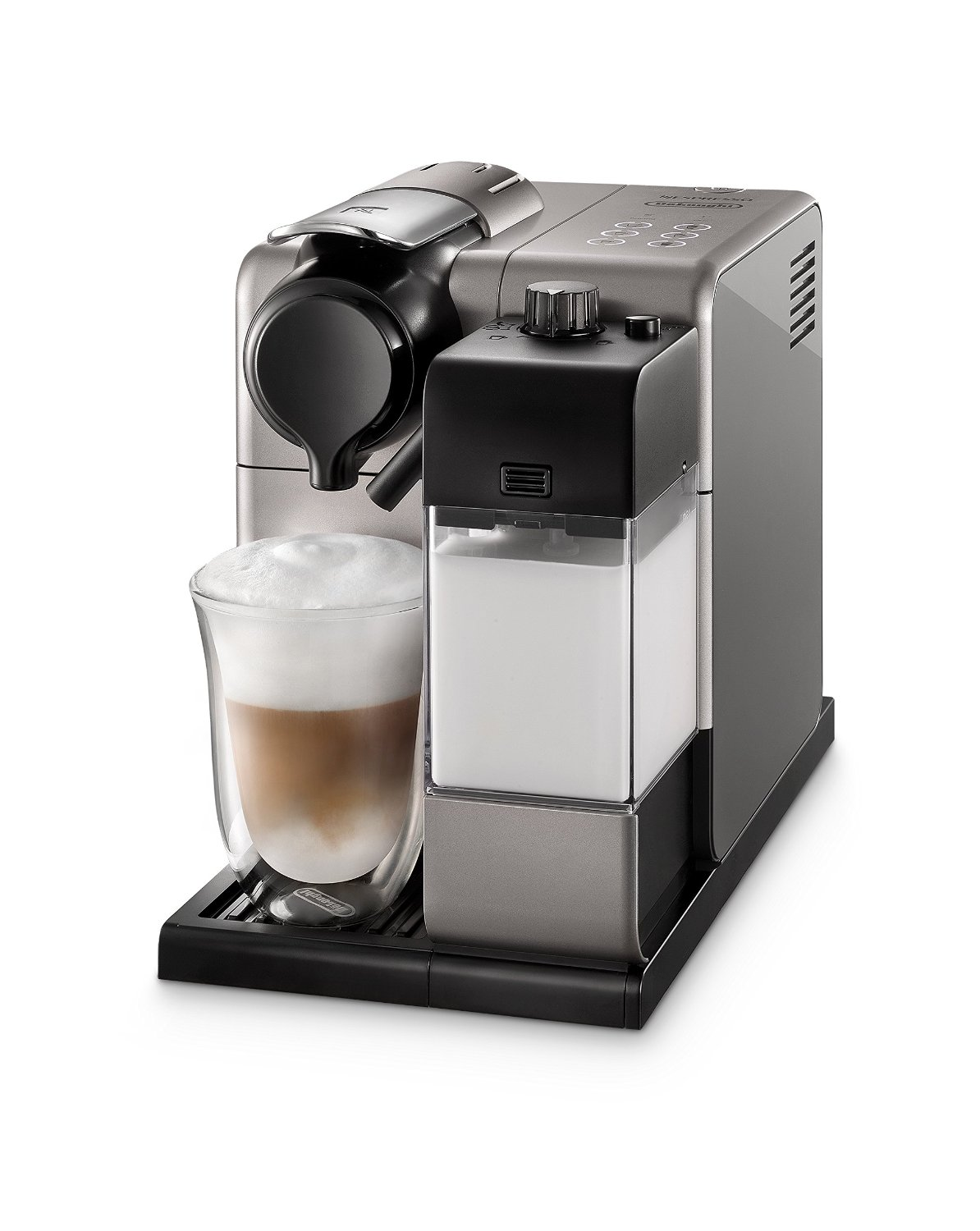delonghi en550s lattissima touch nespresso espresso maker view on amazon - Delonghi Espresso Machine