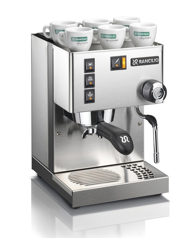 Rancilio Silvia Espresso Machine (view On Amazon)