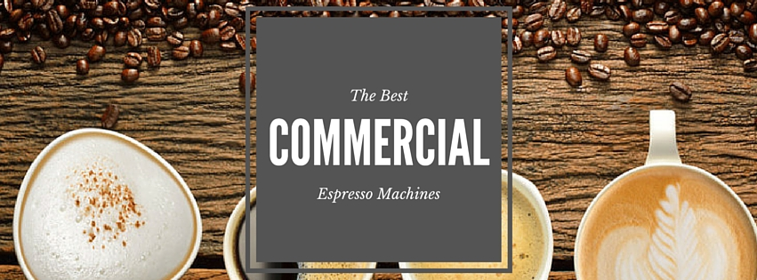 commercial coffee