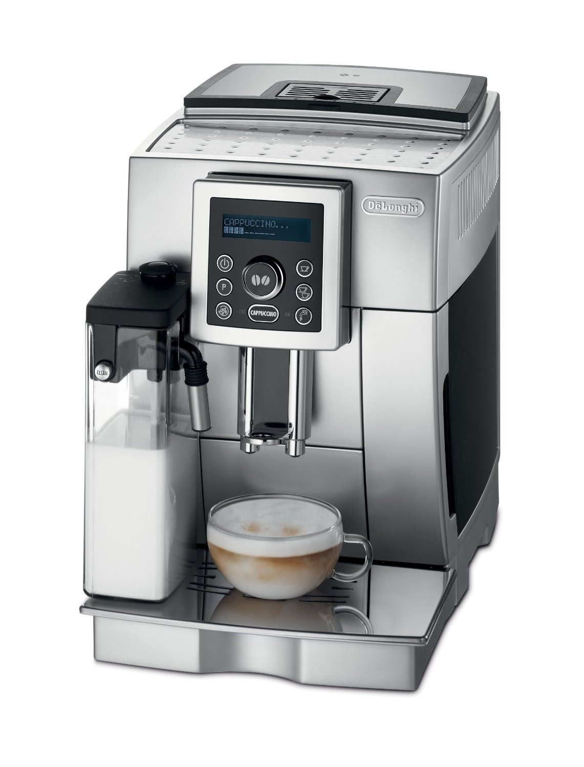 delonghi ecam23450sl espresso machine view on amazon