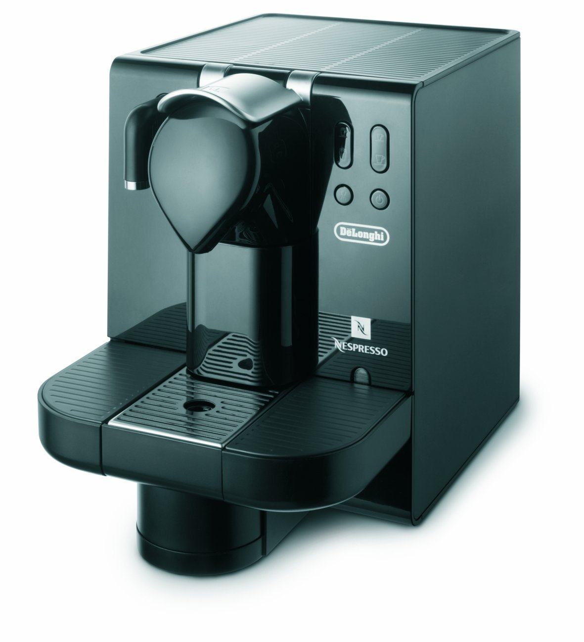 delonghi en670b nespresso lattissima singleserve espresso maker view on amazon