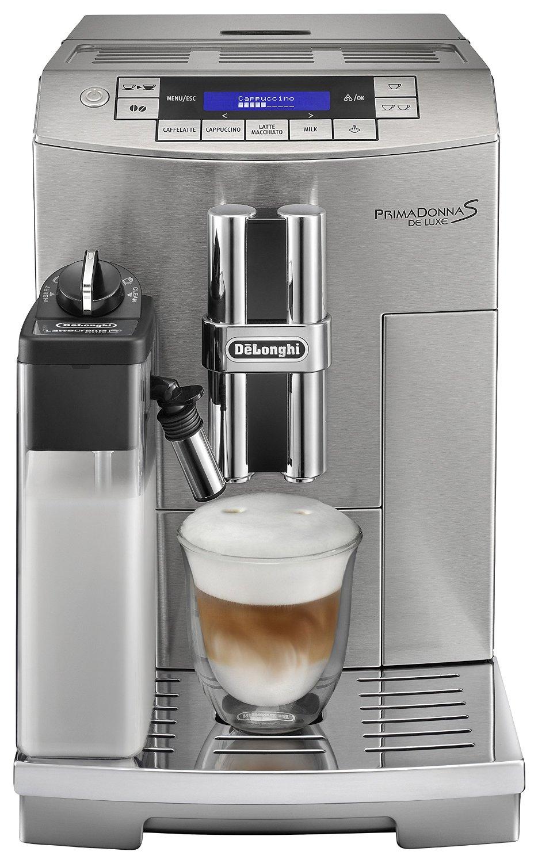 Delonghi Super Automatic Espresso Machine Reviews Coffee