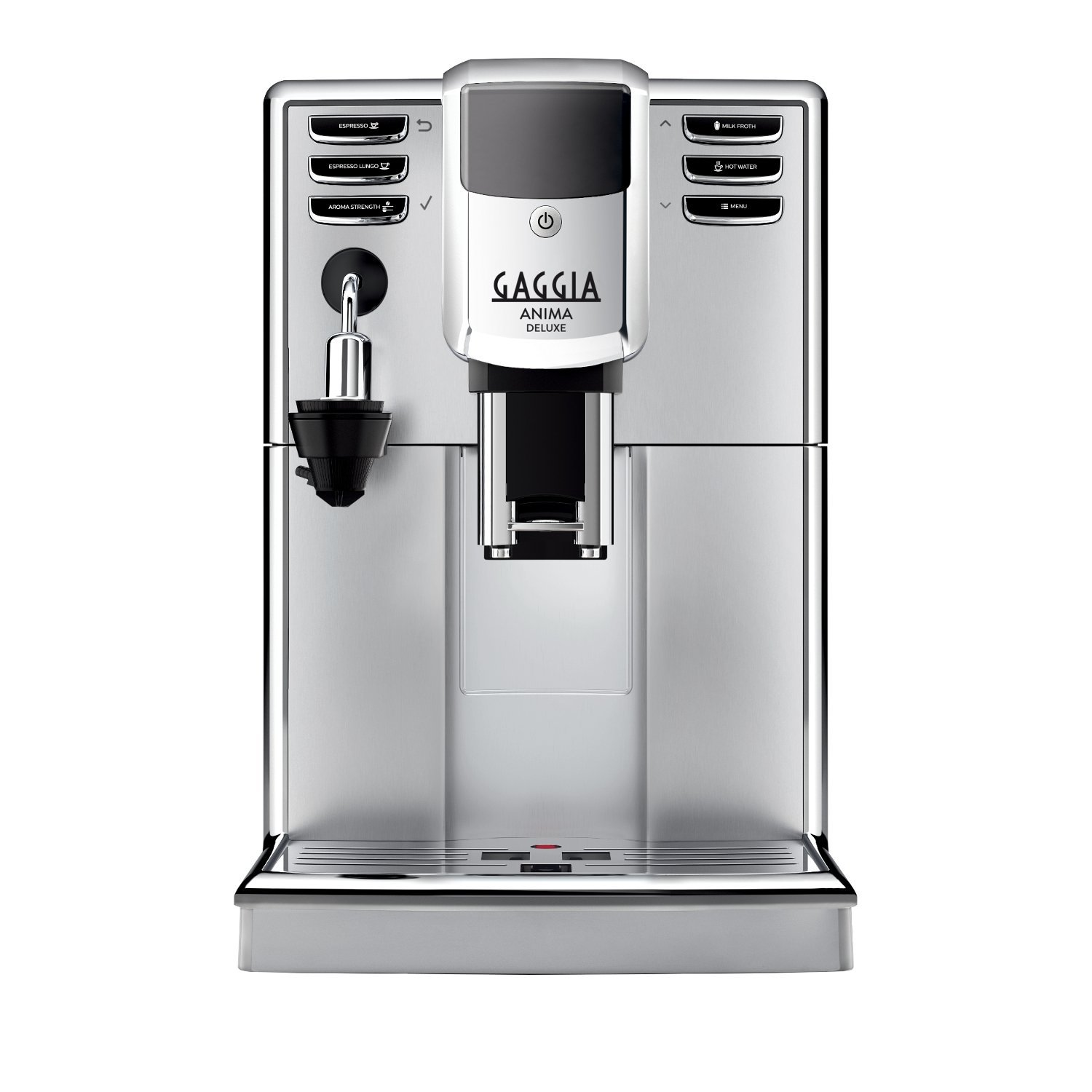 Gaggia Anima Deluxe Super Automatic Espresso Machine View On