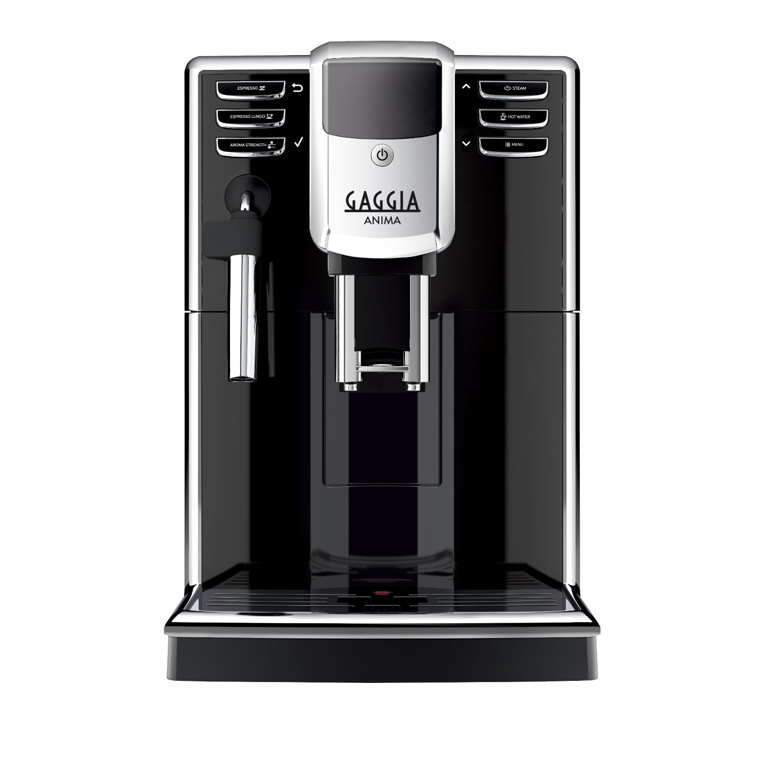 gaggia anima super automatic espresso machine view on amazon
