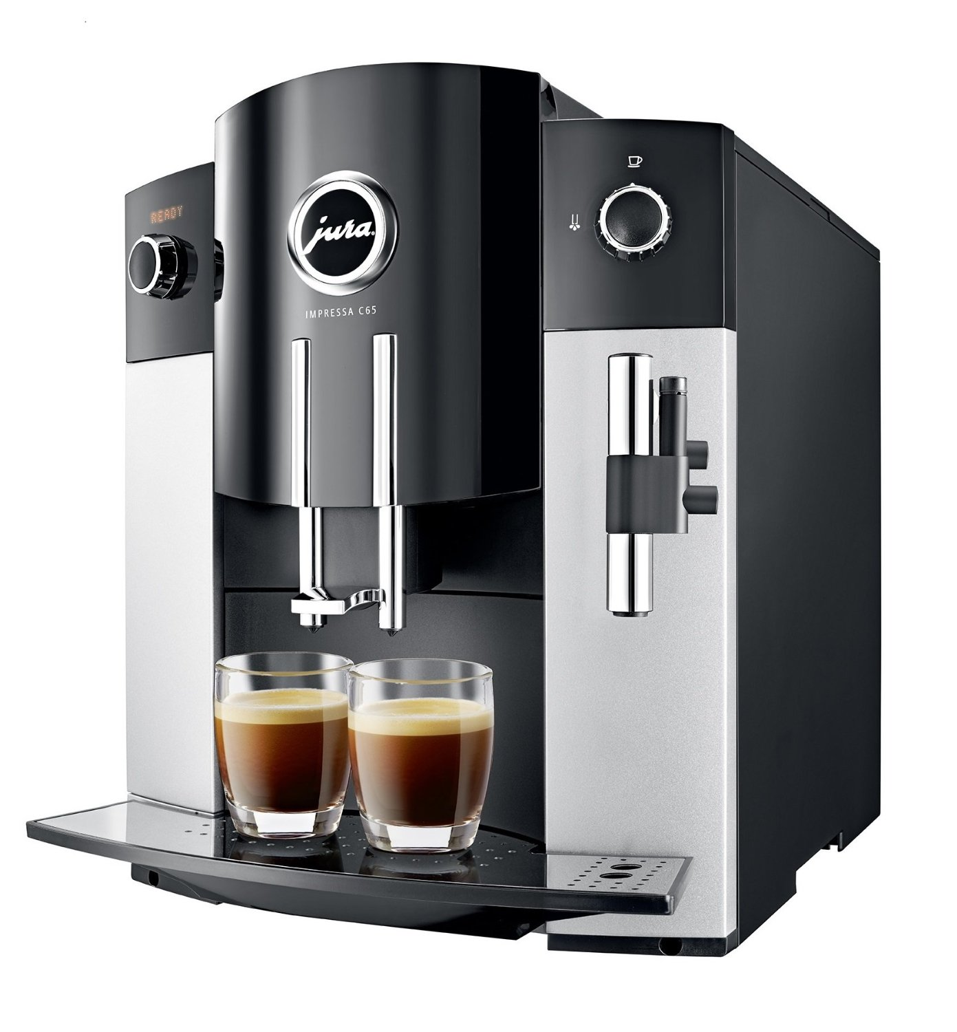 Jura SuperAutomatic Espresso Machine Reviews Coffee On Fleek