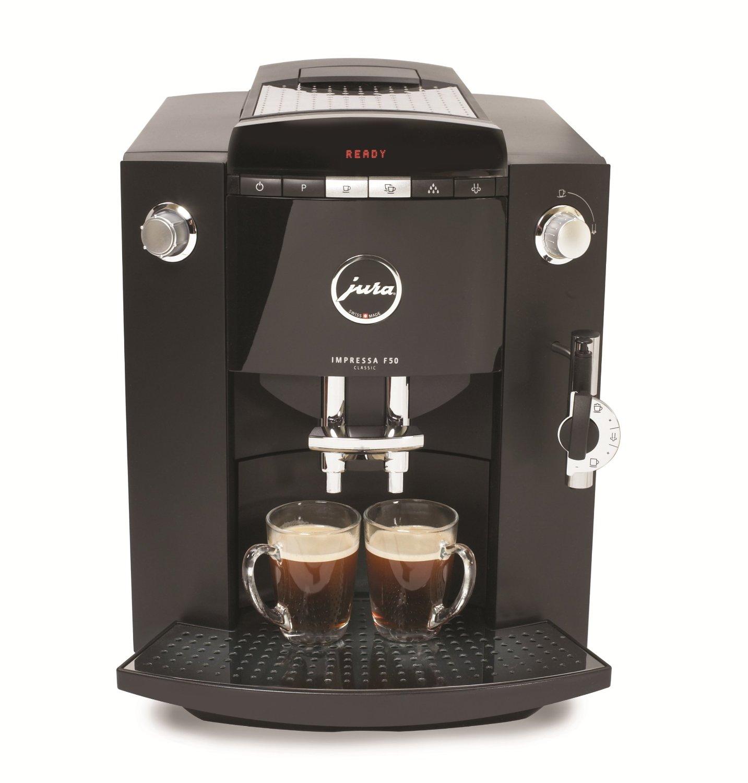 Jura SuperAutomatic Espresso Machine Reviews   Coffee On Fleek