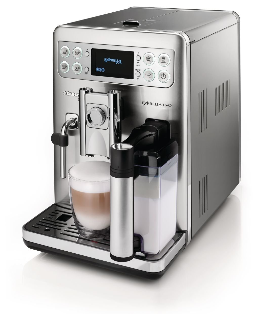 SAECO HD8857/47 Philips Exprellia EVO Fully Automatic Espresso Machine  (View on Amazon)