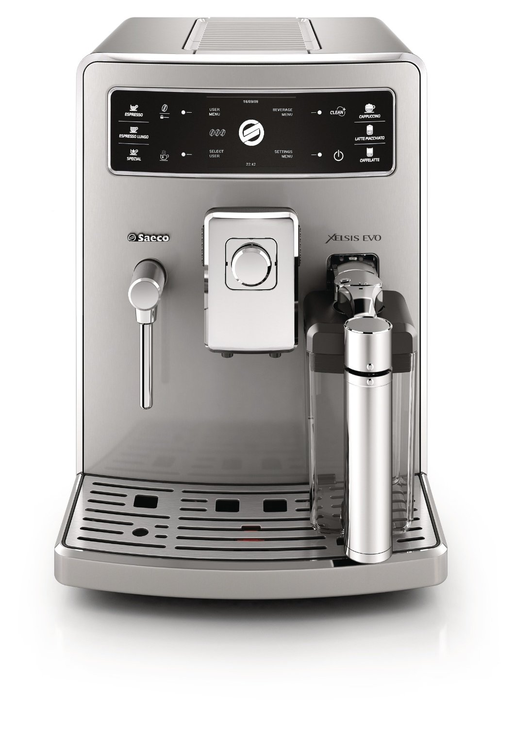 saeco minuto superautomatic espresso machine