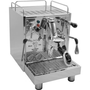 The Bezzera Magica Commercial Expresso Machine E61