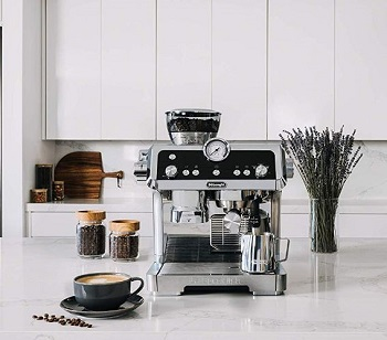 Delonghi-La-Specialista-on-kitchen-counter
